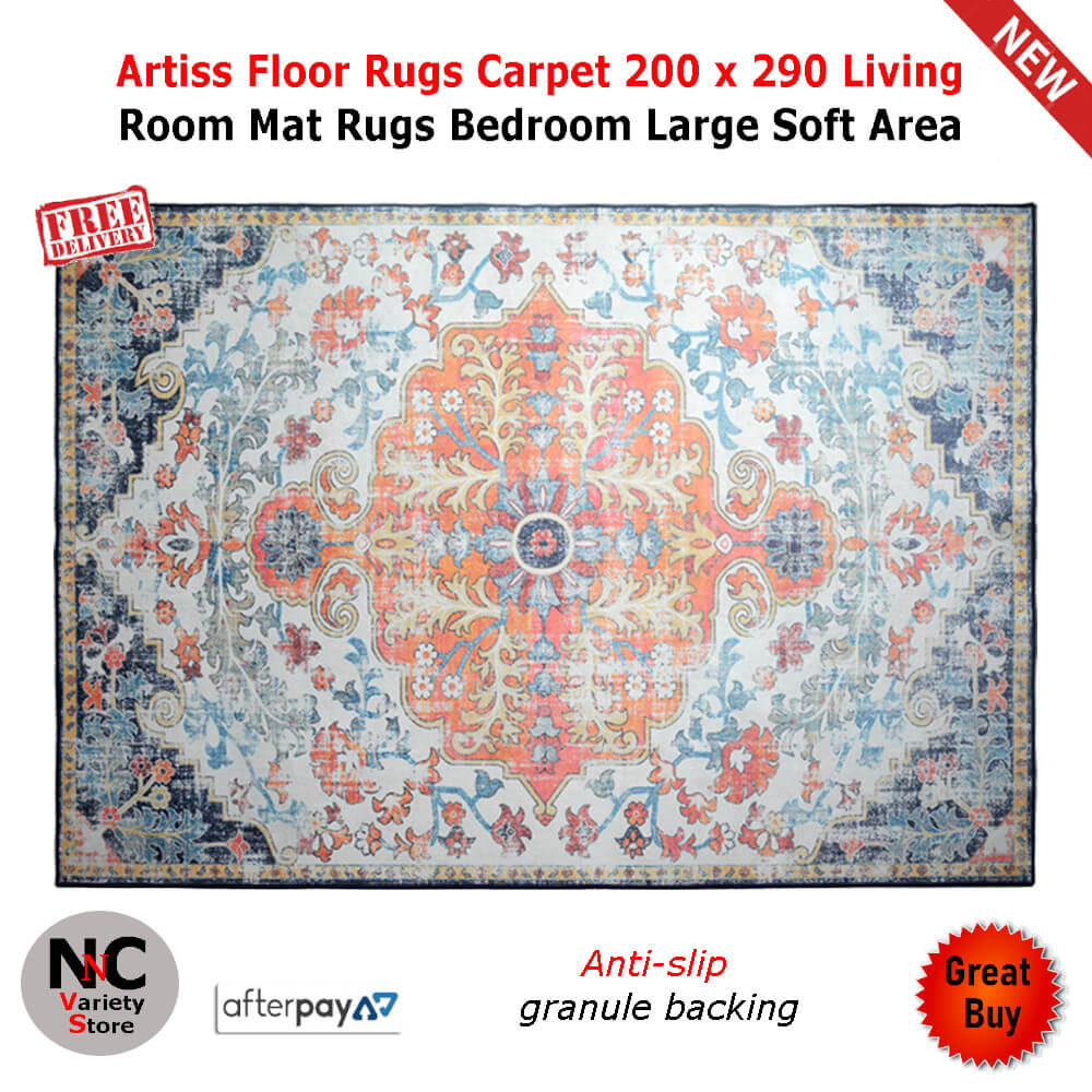 Artiss Floor Rugs Carpet 200 X 290 Living Room Mat Rugs Bedroom Large Soft Area Nice N Cheap Variety Store